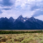 Grand Teton Mountains, Jackson Hole Wyoming